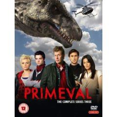Primeval Season 3 DVD