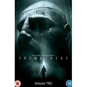 Prometheus Digital Copy Noomi Rapace