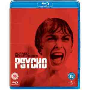 Psycho Blu ray Region Anthony Perkins