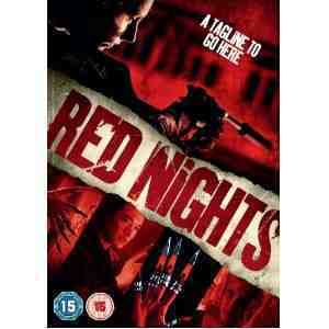 Red Nights DVD Frederique Bel