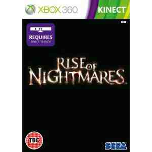 Rise Nightmares Kinect Compatible Xbox
