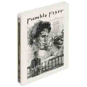 Rumble Masters Edition Blu ray SteelBook