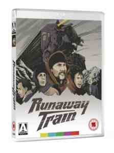 Runaway Train Blu ray Jon Voight