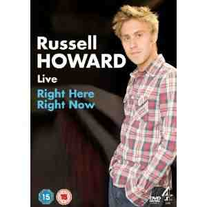 Russell Howard Right Here Now