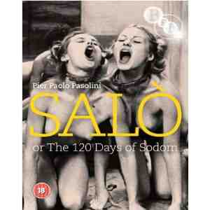 Salo 120 Days Sodom DVD