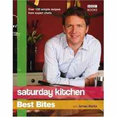 Saturday Kitchen book