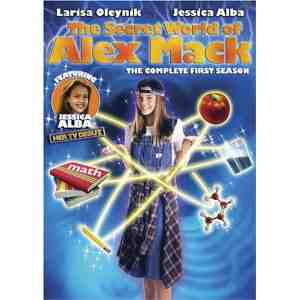 Secret World Alex Mack Season