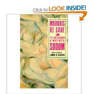 Sodom Marquis Author Sep 07 1989 Paperback