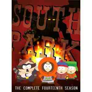 South Park Complete Fourteenth Season