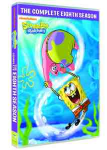Spongebob Squarepants Season 8 DVD