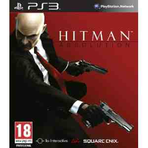 Square Enix Hitman Absolution PS3