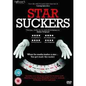 Starsuckers DVD Chris Atkins