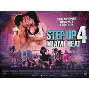 Step Up Miami Movie Poster