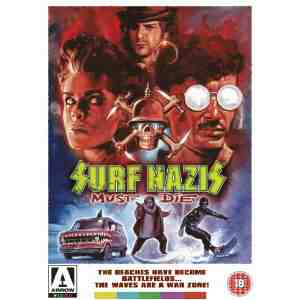 Surf Nazis Must Die DVD
