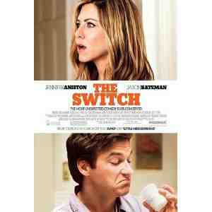 Switch DVD Jennifer Aniston