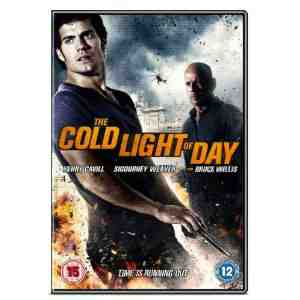 The Cold Light Day DVD