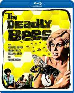 The Deadly Bees Blu-ray