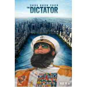 The Dictator Sacha Baron Cohen