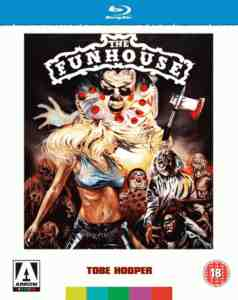 The Funhouse Blu ray