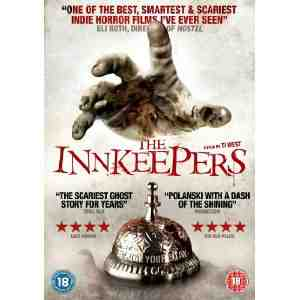The Innkeepers DVD Sara Paxton