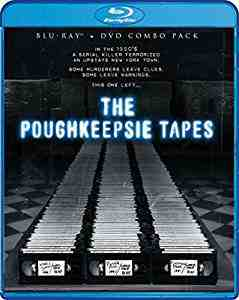 The Poughkeepsie Tapes Blu-rayCombo