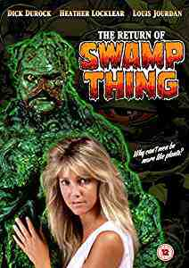 The Return of the Swamp Thing DVD