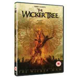 The Wicker Tree DVD Christopher