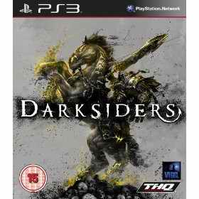 THQ Darksiders PS3