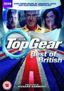 Top Gear Best British DVD