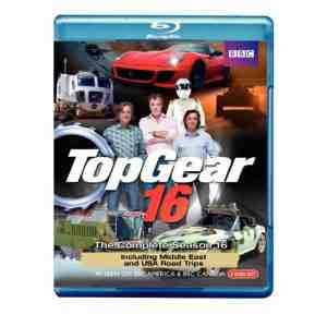 Top Gear Complete Season Blu ray