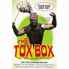 The Tox Box DVD cover