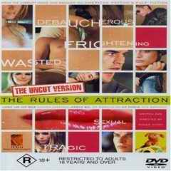 The Rules of Attraction DVD