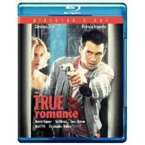 True Romance Blu ray Region Free