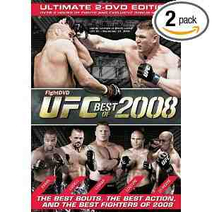 UFC Best 2008 Brock Lesnar