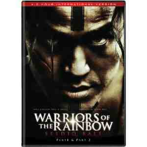 Warriors Rainbow Seediq International Version