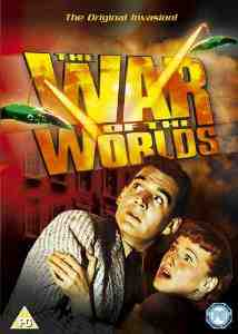 War Worlds Dvd Gene Barry