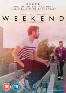Weekend DVD Tom Cullen
