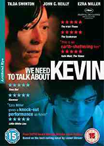 We Need to Talk About Kevin DVD