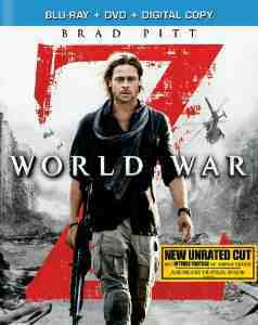 World War Blu ray Digital Copy Sept