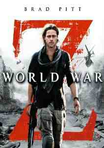 World War DVD Brad Pitt