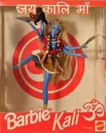 barbie kali 2014