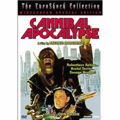 Cannibal Apocalypse DVD cover
