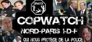 copwatch nord paris logo