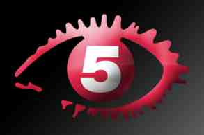 big brother on channel 5 logo