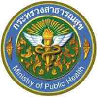 thailand ministry of public health logo