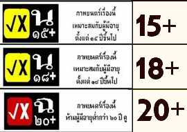 Thai film certificates