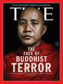 time buddhist terror