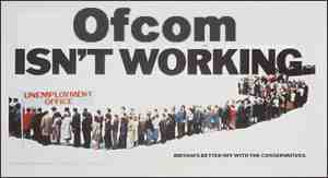 Ofcom isn't working
