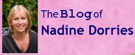 Nadine Dorries blog