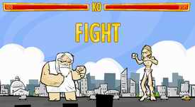 Faith Fighter game